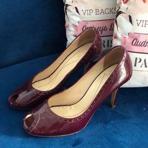 Maroon Kate spade heels
